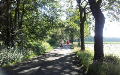 De fiets 3-daagse van Bakkeveen