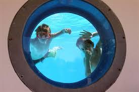 Voordelig zwemarrangement